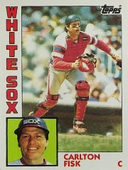 Topps 1984 front