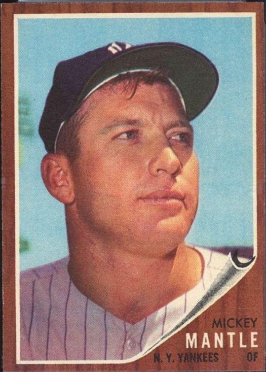 Topps 1962