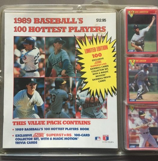 Score Baseballs 100 Hottest Players 1989 Because Sexiest Men